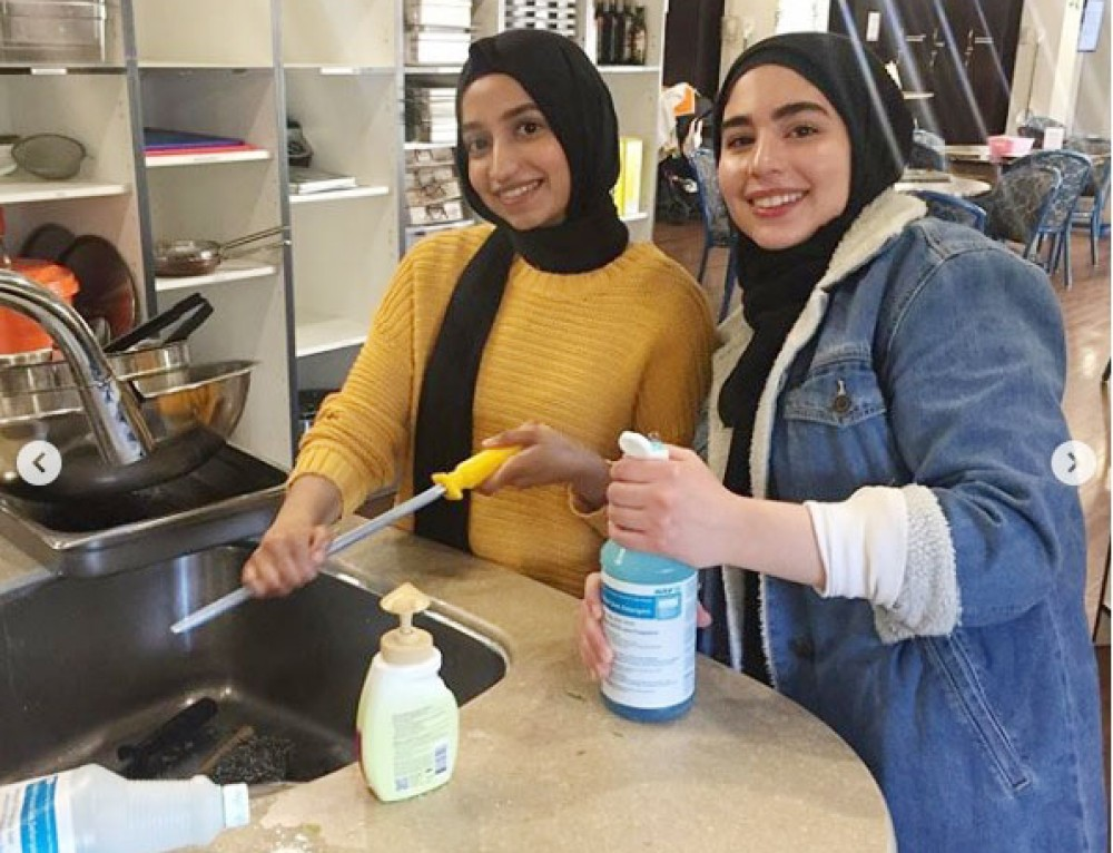 Al Rashid Youth Club Give Edmonton a Taste of Home