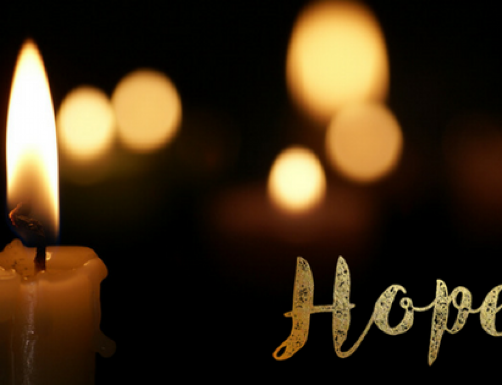 Candle of Hope: Accessing Self-Care Support